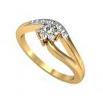 Sizzling Diamond Ring