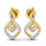 Perfect Curves Earring