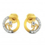 Darlene Diamond Studs