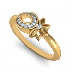 Five Leaf Ring