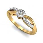 Beautiful Bud Ring
