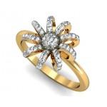 Mountain Flower Ring