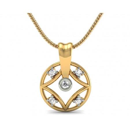 Charm Diamond Pendant