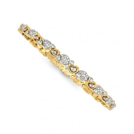 Aradhya Diamond Bangle