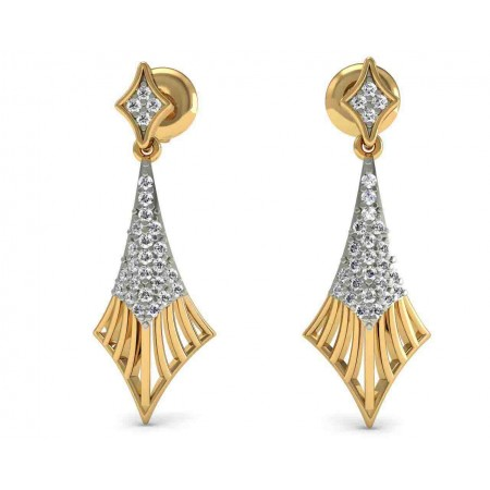 Rachel Daimond Earring