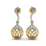 Elisa Diamond Earring