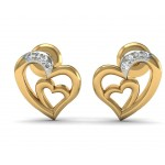 Heart to Heart Studs