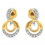 Diamond Viti Earrings