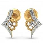 Angelic Diamond Studs