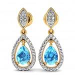 Kantha Drop Earring