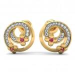 Joy-Spiral Earring