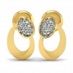 Glamorous Diamond Studs