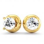 Prong Diamond Stud (S)