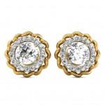 The Doris Diamond Earring