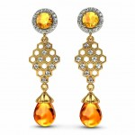 Bell View Drop Earring