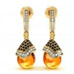 Akula Drop Earring
