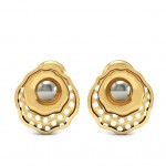 Bewitching Stud Earring
