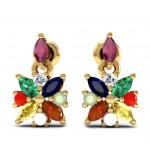 Sparsh Navrtna Earring