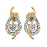 Pushti Diamond Earring