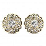 Akshat Diamond Studs
