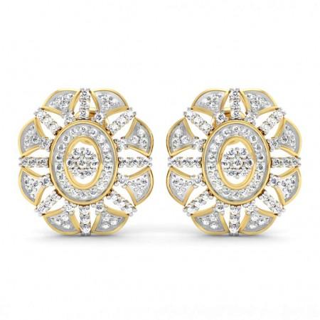 Asma Stud Earring