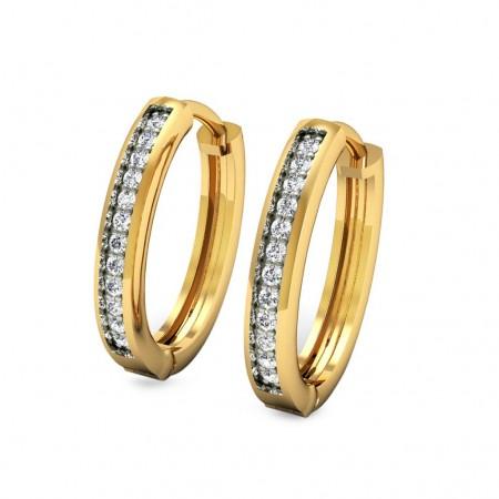 The Aksamala Diamond Earring