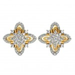 Advaita Diamond Studs