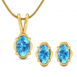 Esterlina Pendant Set
