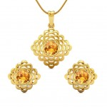 Jubilee Curved Pendant Set