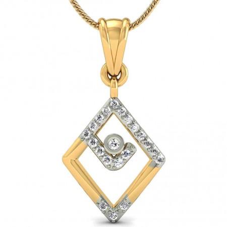 Bewitching Diamond Pendant.