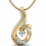 Admirable Solitaire Pendant