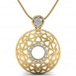 Dreamy Circular Pendant