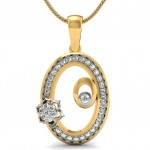 Diamond Freakish Pendant