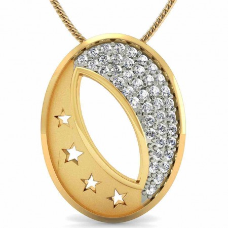 Astonishing Star Pendant