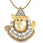 Lambodar Diamond Pendant