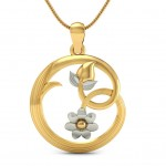 Ravishing florabud Pendant