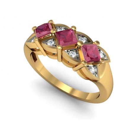 Adorable Quadric ring