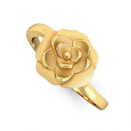 Buxom Rose Ring