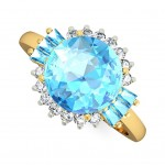 Glory Sparkle Ring
