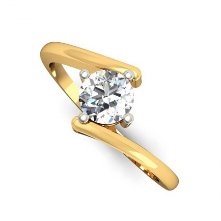 Aadrika Diamond Ring