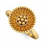 Floral Katori Ring