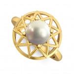 Navya Gold Ring