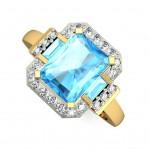 Tribe Gemstone Ring