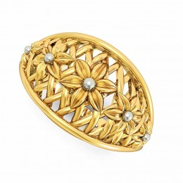 Encircle Gold Ring